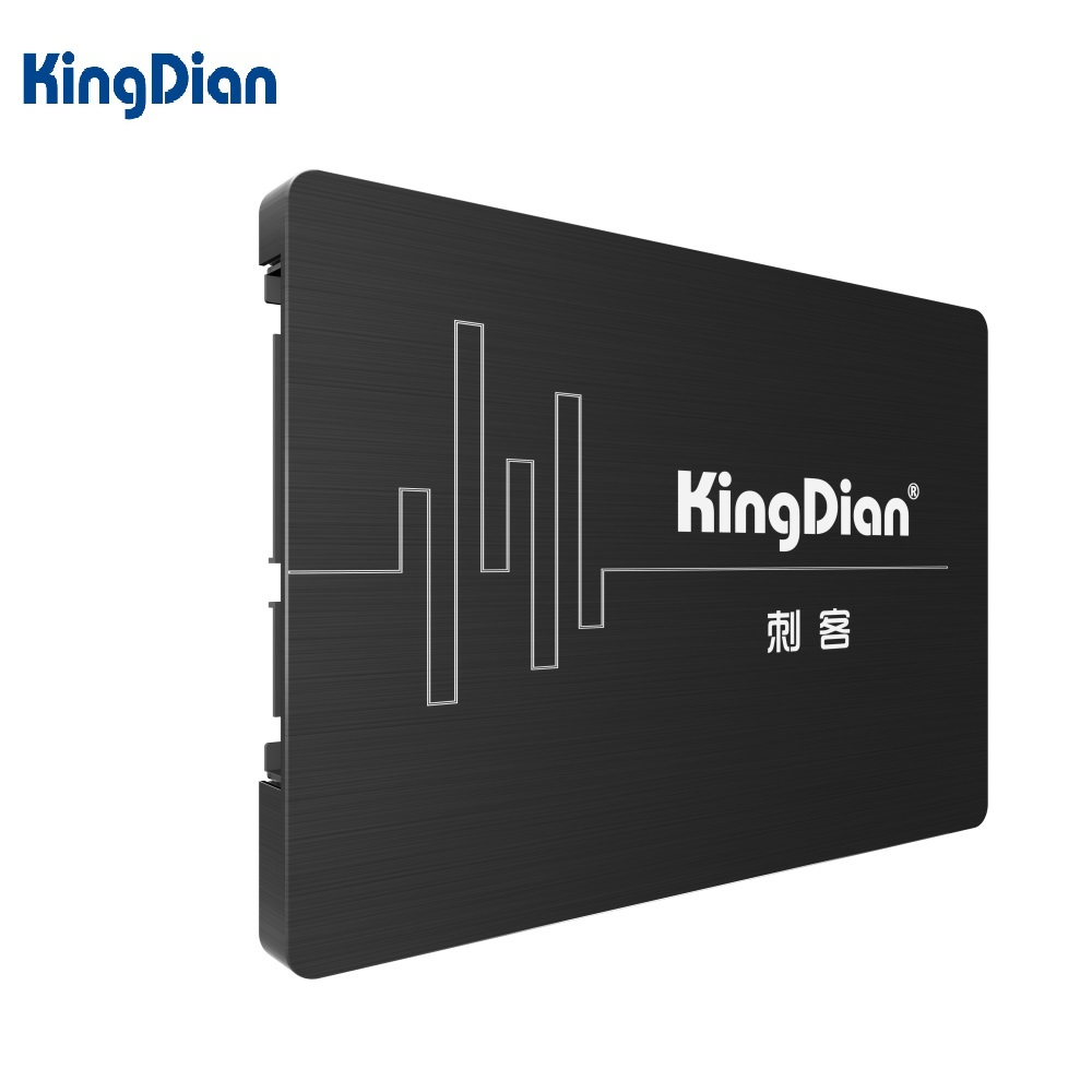 KingDian SSD 128gb hdd 120gb SATA external hard flash drive hd externo laptop notebook portable solid state disk(S200 120GB)(China (Mainland))