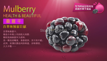 Free Shipping Mulberry dry 500g 100 g 5 bags Sangren New products Casual snacks Dried fruit
