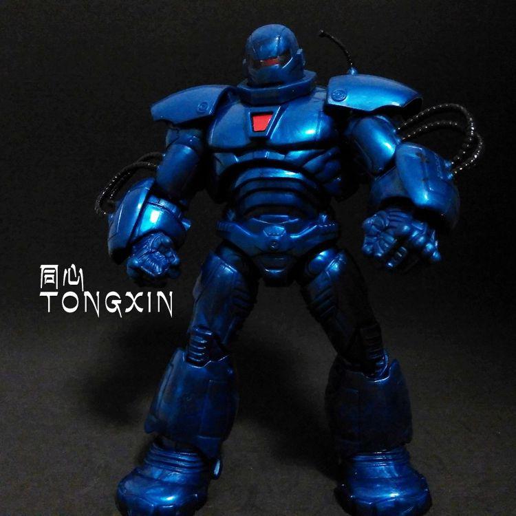 K Baby Model 8 inch Iron Man 3 Iron Man K