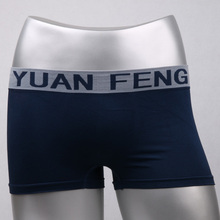Male panties boxers panties comfortable breathable mens boxer panties men's underwear trunk brand shorts man sexy boxers(China (Mainland))