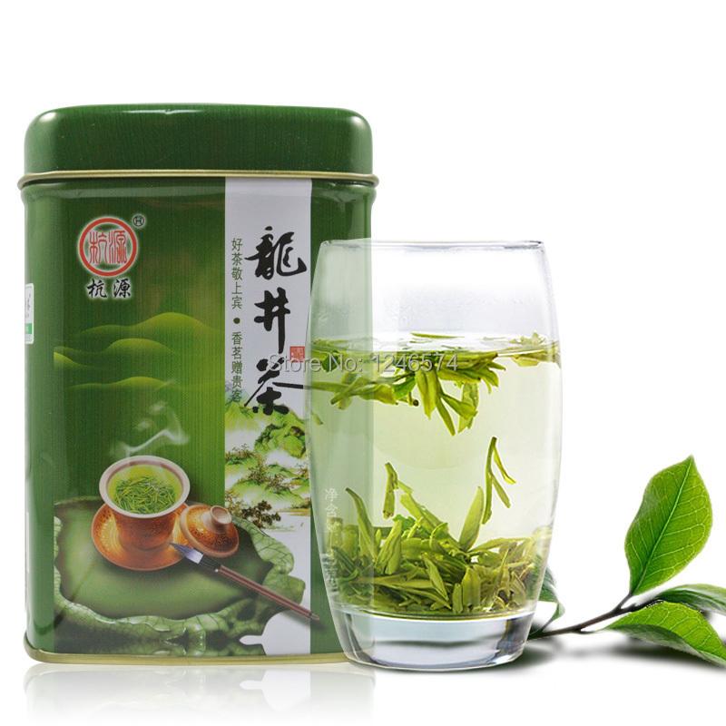 Famous Good quality Dragon Well, 2016 Spring Longjing Green Tea, 50g Long Jing tea, tender aroma, Free Shipping(China (Mainland))