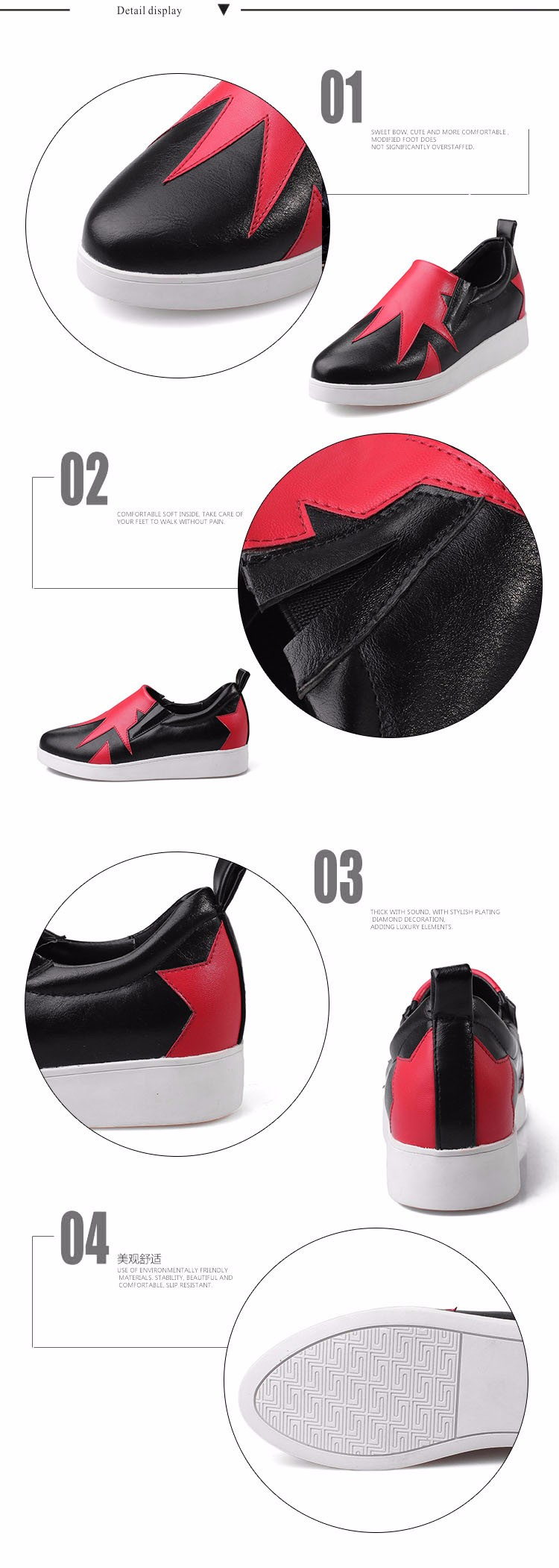 NEW 2016 Spring Fall Brand Women Snakes Loafers Flats Shoes Woman Casual Slip on Platform a Pedal Lazy Single Shoes M3.5