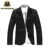 suits Mens Casual one button suits TOP Design Sexy Slim FIT Jacket Coats Suits  M-XXXL 9colors