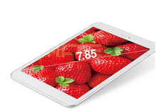S00919 Slim 7.85 Inch HD Capacitive Screen Multi Touch Quad Core Dual Camera Tablet PC Phone Pocket PC
