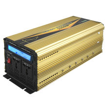 90% ultrahigh efficiency, IBD 2000W Pure Sine Wave output power inverter 50Hz To 60Hz with LCD display