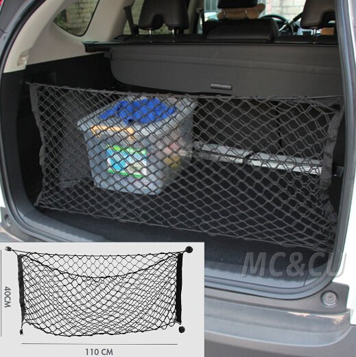Envelope Style Trunk Cargo Net For FORD MUSTANG 2015-2016 BRAND NEW(China (Mainland))