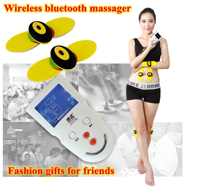 2015 health care body on TV fitness & body building Full Body Massager Digital Muscle Relax Machine electric ceragem massage bed(China (Mainland))