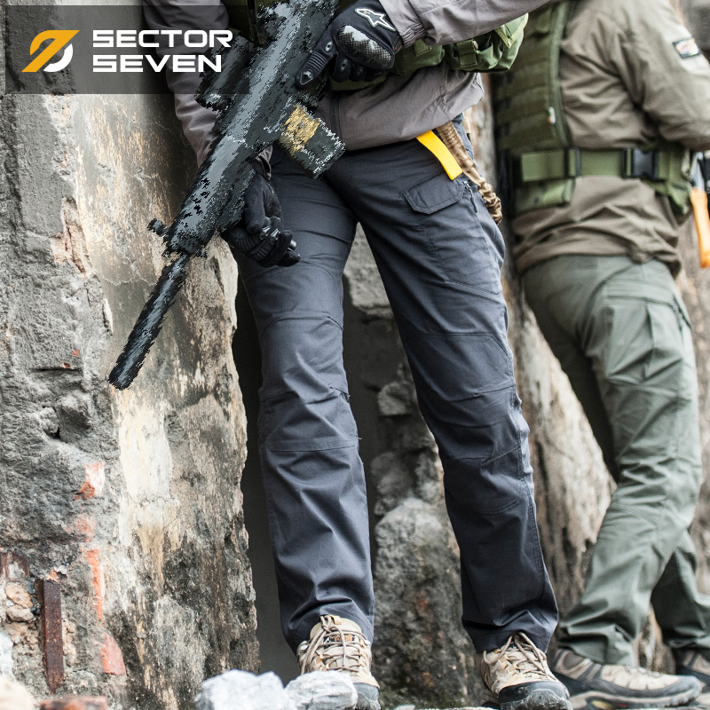 Waterproof tactical War Game Cargo pants mens silm Casual Pants mens trousers Combat SWAT Army military Active(China (Mainland))