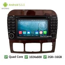 Quad core Android 5 1 1 font b Car b font DVD Player Radio Audio font