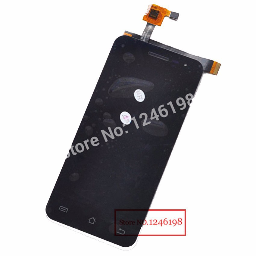100% GOOD Working Replacement G2S Full LCD Display Touch Screen Digitizer Assembly For JIAYU G2S Mobile Phone Spare Parts(China (Mainland))