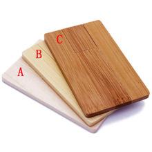 LOGO customized Bamboo Wood Redwood logo engrave pendrive 4GB 8GB 16G 32GB wooden card model usb flash pen drive memory stick(China (Mainland))