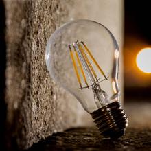 Buy E27 E14 Antique LED Edison Bulb A60 G45 C35 220V Retro LED Filament Light Vintage LED Bulb Lamp 2W 4W 6W 8W Candle Light Lamp for $1.39 in AliExpress store