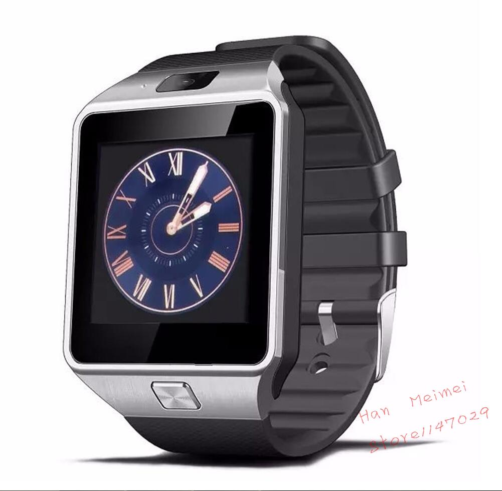 2015 Hot DZ09 bluetooth smart watch for Apple Ios Samsung android phone support SMI TF men
