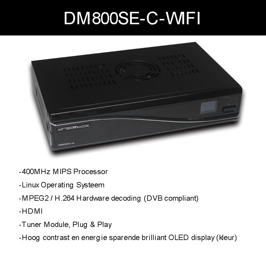 DM800hd se media player dm 800hd se sim 2.10 Rev D11 Version dm800se wifi cable receiver Sunray dm800 se with 300Mbps WIFI(China (Mainland))