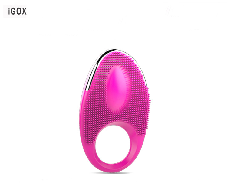 IGOX Waterproof 20 Speed USB Rechargeable Penis Rings, Super Energy Vibrating Vibration Cock Ring, Adult Sex Toys Sex Products(China (Mainland))