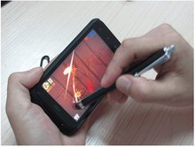 wholesale Capacitive Touch stylus Pen for ipad 3 tablet pc , U9GT2, N90, M19, etc touch pen (China (Mainland))