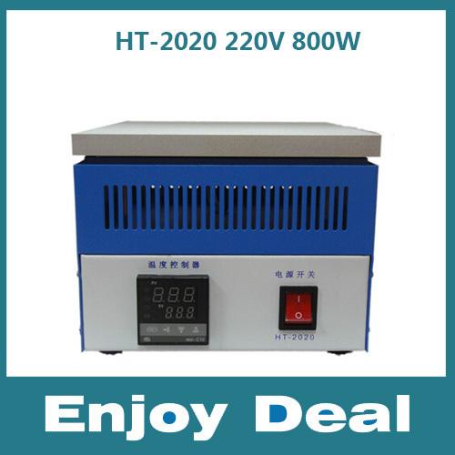 220V Honton HT-2020 BGA Reballing Heating Plate Preheating Station 20cmX20cm(China (Mainland))
