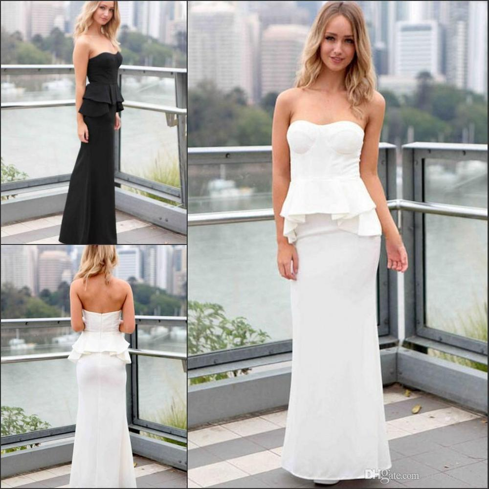 Casual Floor Length Dresses