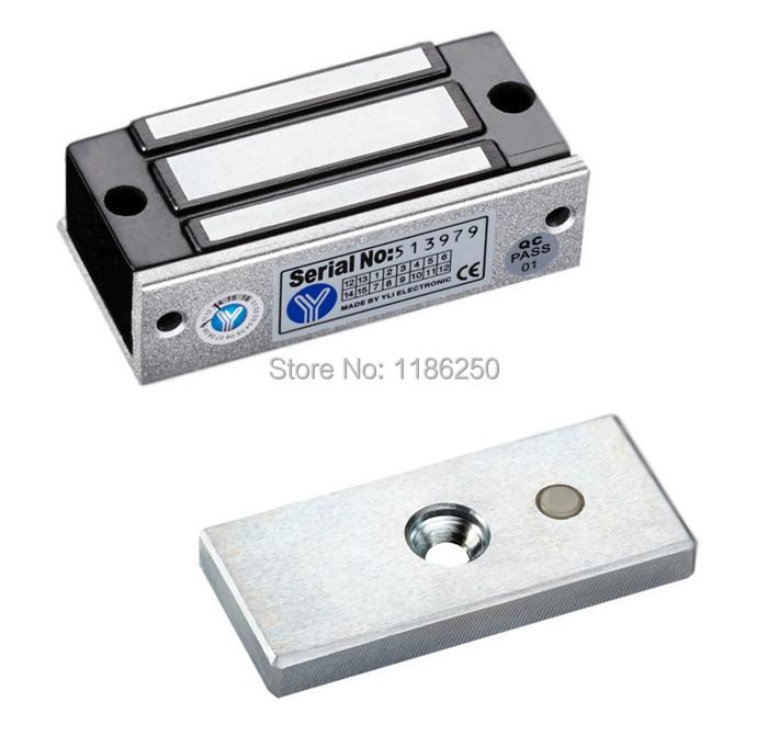 Access control single door 12v electric magnetic for 12v magnetic door lock