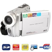 5,0 Mega Pixel 16X Zoom Digitalkamera mit 3,0 zoll Touch TFT Lcd-bildschirm & USB/SD Schnittstelle, Max pixel: 16,0 Mega pixel(China (Mainland))