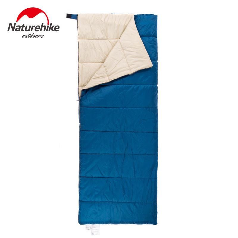 Naturehike 190cm X 75cm Outdoor Camping Ultralight Summer Sleeping Bag Envelope Type Adult Travel camping Hiking sleeping bag(China (Mainland))
