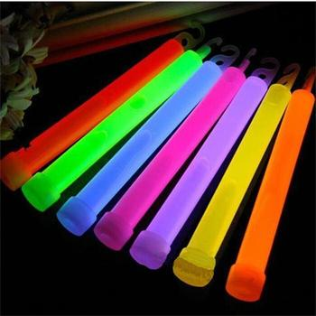 New mixed color glowing stick Chemical Glow Stick light stick Party christmas supplies decoration