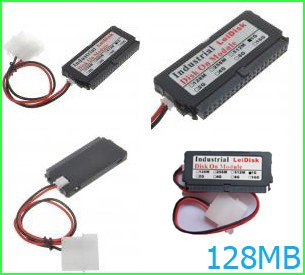 LeiDisk 128MB DOM 40 PIN 40pins IDE interface Disk ON Module Flash Disk Industrial(China (Mainland))