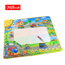FT1340 74x65cm Educational Toy For Children/Musical Play Mat With Drawing/Musical Training Mat/Developing Mat/Musical Game Rug(China (Mainland))