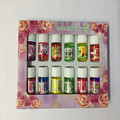12 bottles 3ml water soluble oil pure plant essential oils 12 kinds of flavor fragrance lamp