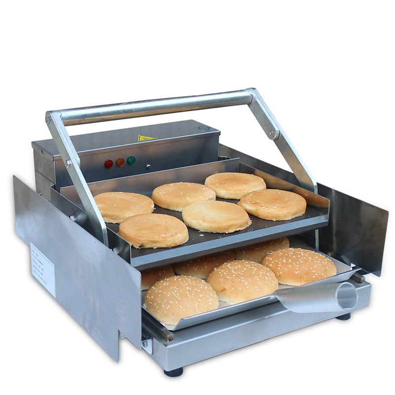 Freeshipping KFC Mcdonald kitchen restaurant sandwich machine ...