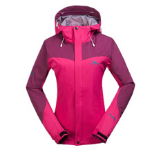 2015 NEW Arrival  Outdoor Camping&Hiking Jackets Women Casual Winter Climbing SKi Jackets Windbreaker Snowboarding Ski Suit