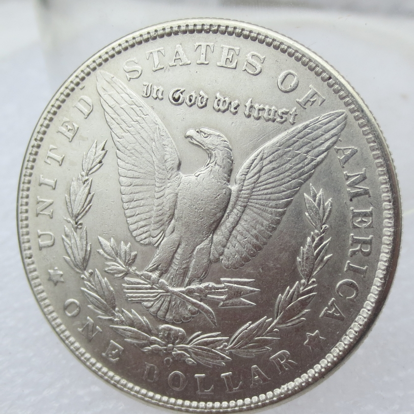 90% silver Date 1903-O Morgan Dollars copy coins -High Quality(China (Mainland))