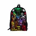 Five Nights at Freddys School Bags for Teenager Girls Boys Cute Cartoon Backpack Kids Schoolbag Children