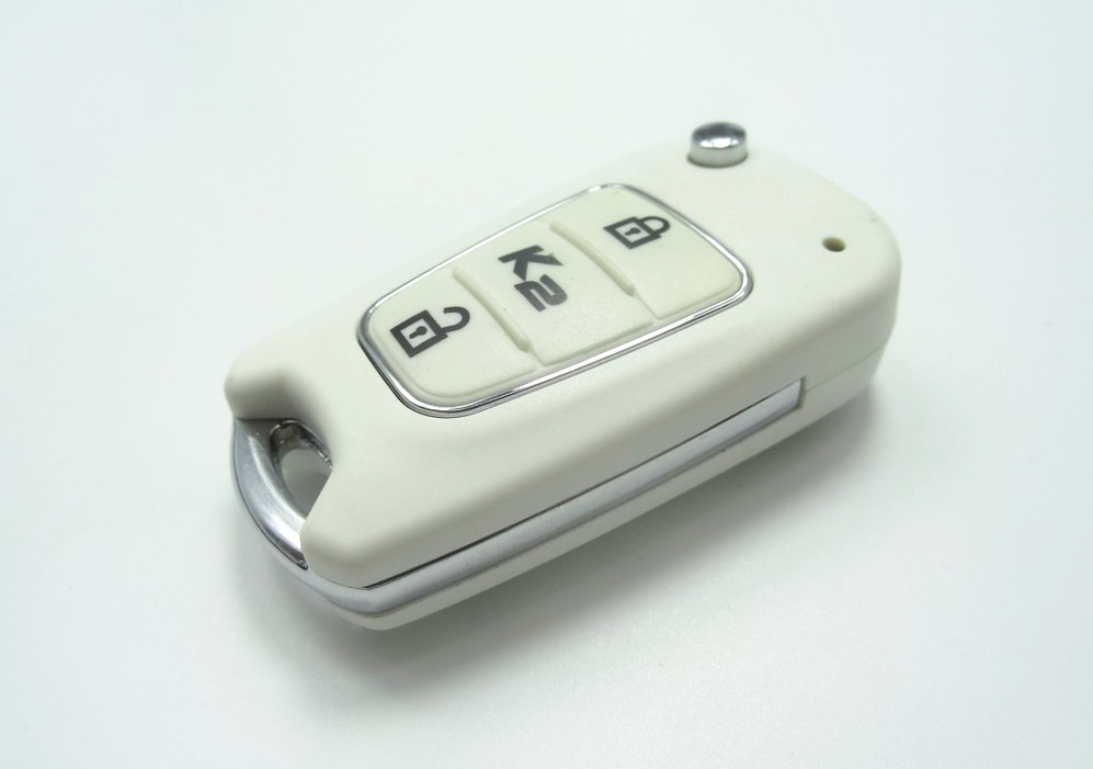 New Replacement Remote key Shell case for Kia K2 remote key blank 3 button uncut blade auto parts()