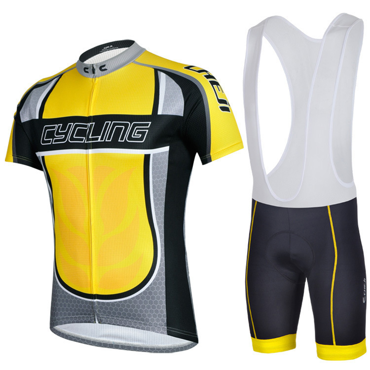 2015 Summer Quick Dry Cycling Jersey Road Bicycle Wear Bib Shorts Mountain Bike Clothing Ropa Ciclismo For Man G11 Free Shipping(China (Mainland))