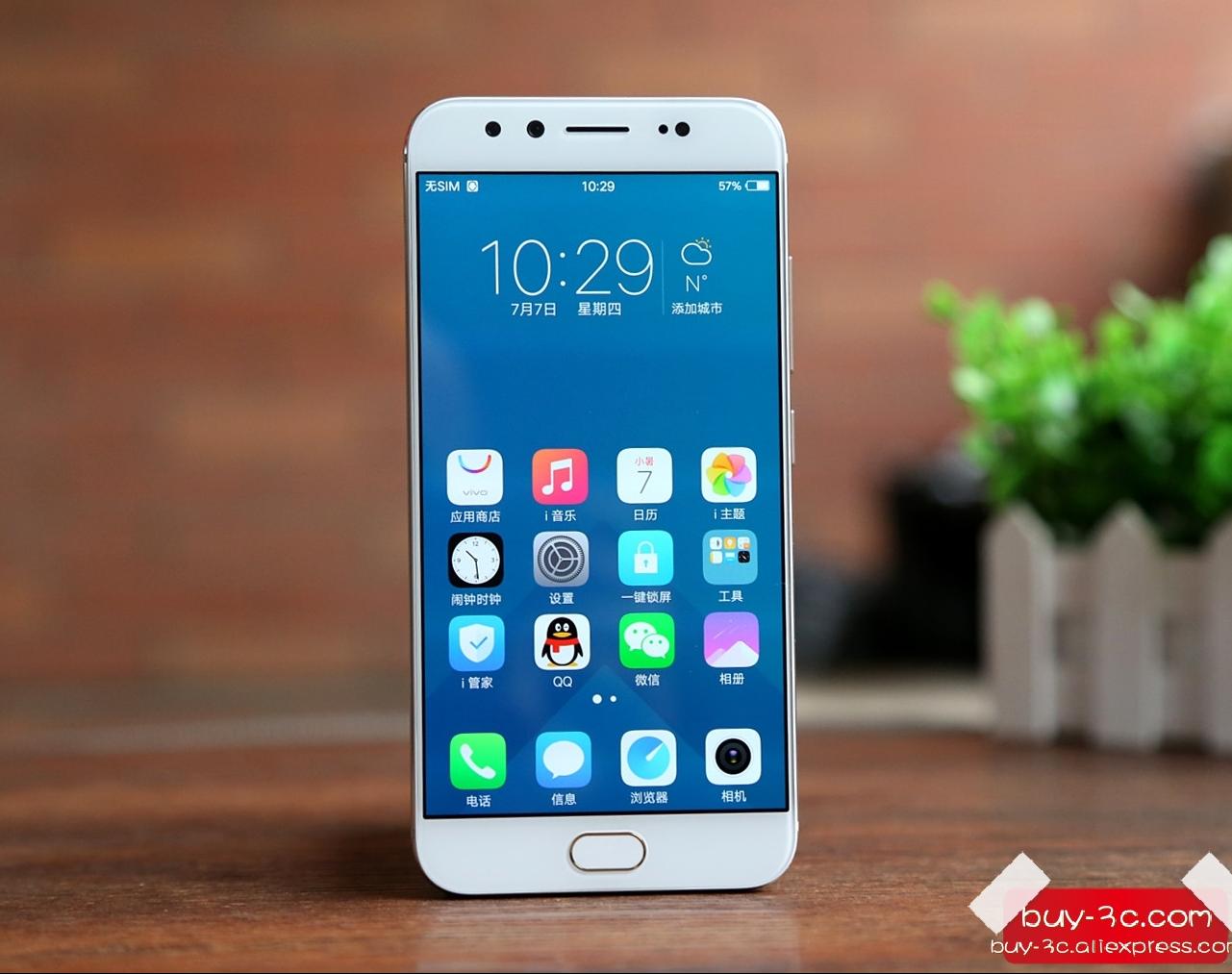 VIVO X9Plus Snapdragon 653 Dual SIM card 6GB RAM 64GB ROM 5.88 Inch 4G LTE Google Play Front Dual Camera (20MP+8MP) Front flash(China (Mainland))