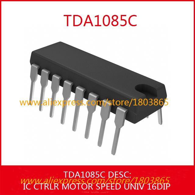 TDA1085C IC CTRLR скорости