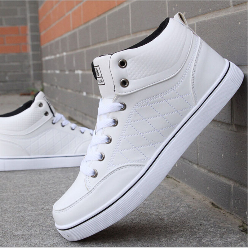 Hot Sale! 2015 Newest Brand Men Shoes men Spring Autumn Lace-up PU Leather Casual Shoes Fashion Breathable Mens Shoes MZ002<br><br>Aliexpress