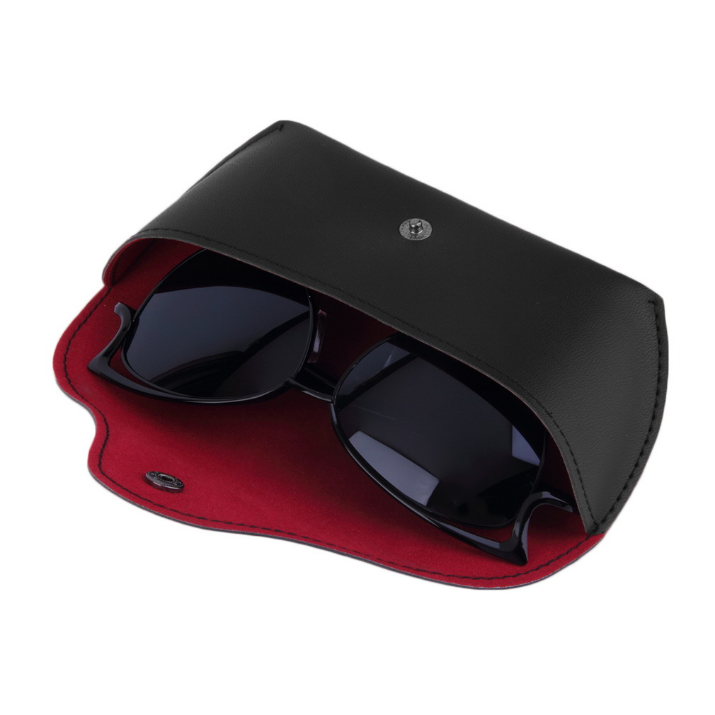 Durable PU Leather Glasses Case Sunglasses Eyeglasses Storage Holder Box Bag cases Drop Shipping Top Quality(China (Mainland))