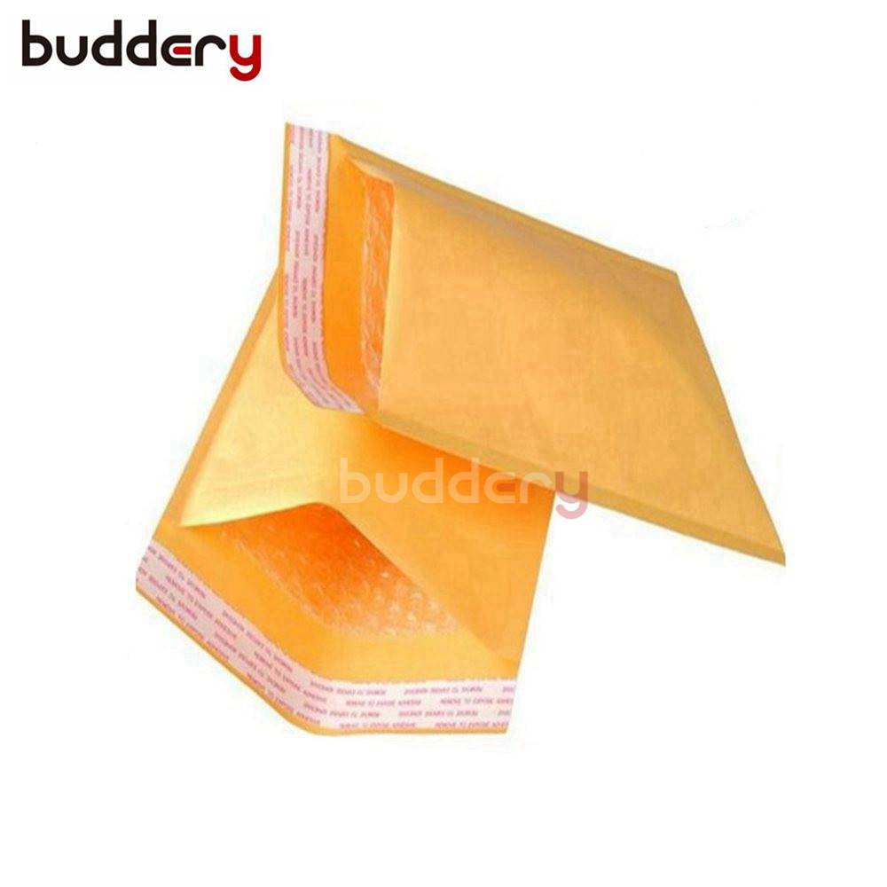 16 Size Kraft Bubble Mailers Padded Bubble Envelopes Bags Envelope Mailing Bags Wholesale Home Storage Bags(China (Mainland))