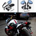 Motorcycle rearview mirror rearview mirror quality CNC aluminum production for yamaha kawasaki suzuki