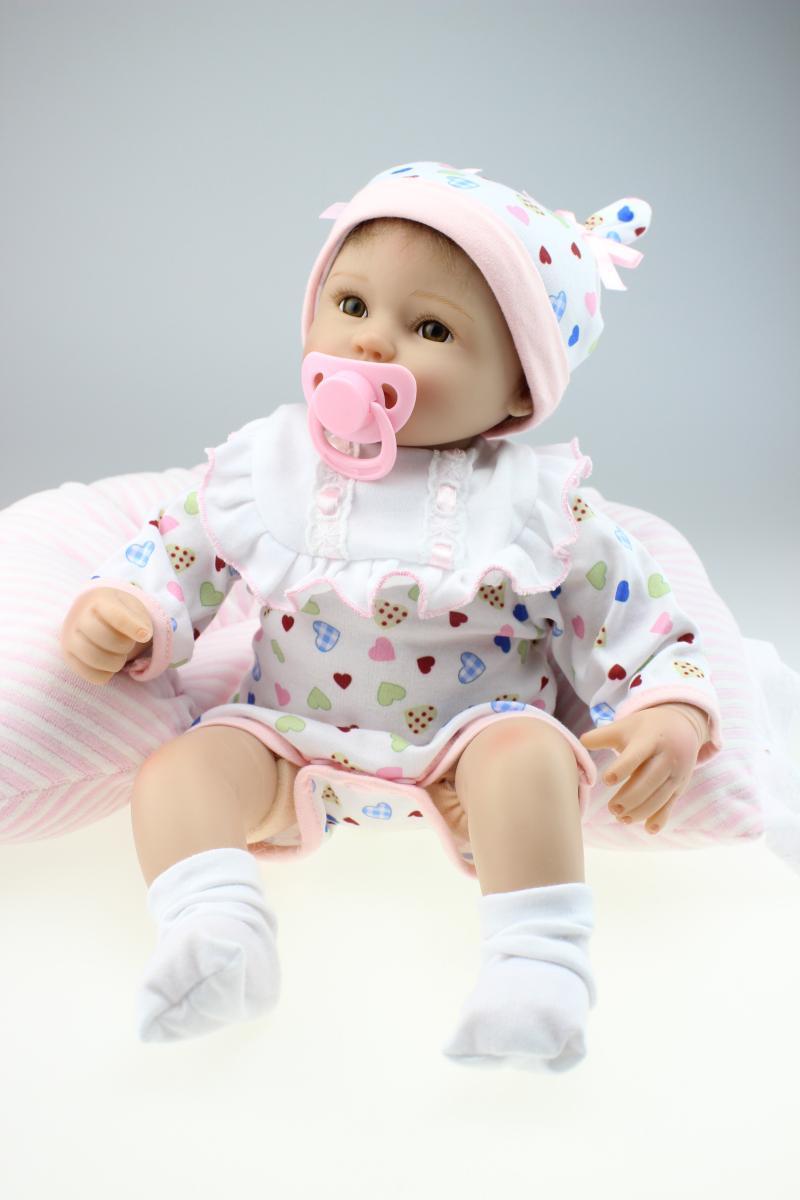 Boneca bebe reborn menina silicone reborn baby dolls for Chambre bebe toys r us