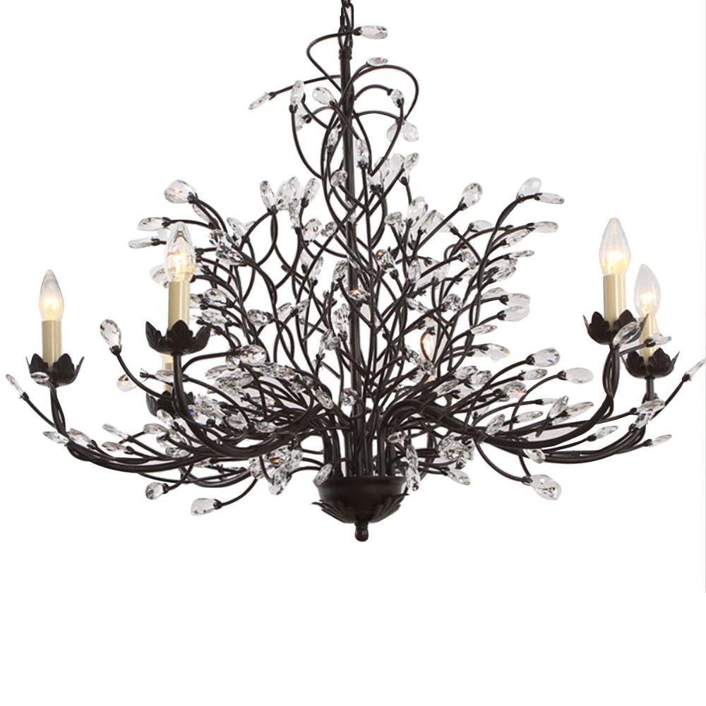 decorative chandeliers arrow decorative 8 light. Black Bedroom Furniture Sets. Home Design Ideas