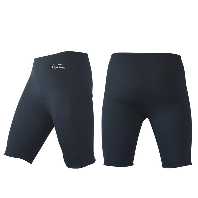 2016 Brand New Layaton black men women 3mm neoprene shorty wetsuit short scuba diving suit for men(China (Mainland))
