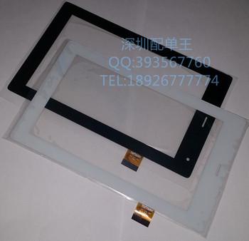 7inch touch screen panel digitizer for megafon Login 3 MT4A Login3 MFLogin3T tablet TPC1463 VER5.0 FL FL-070-290 TPT-070-360