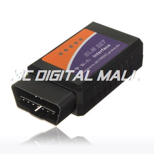 Электрический тестер ELM327 OBD2