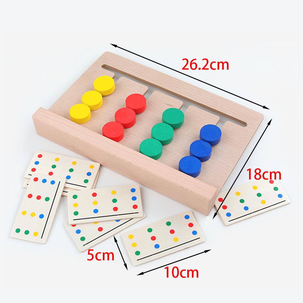 Подарок деревянный экологически Дети раннего детства обучающие игрушки раннее aeProduct.getSubject()