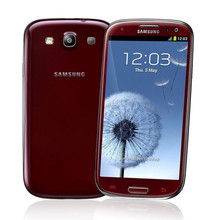 Original Samsung I9300 Galaxy SIII Quad-core 4.8inch Android Smart Phone in stock  fast and  free shipping