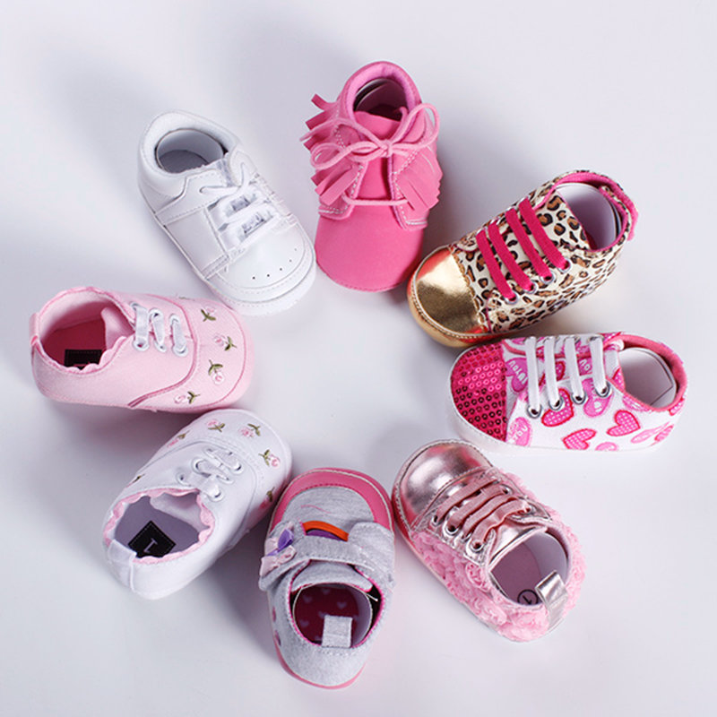 Hot Sale Cute Soft Sole Crib Striped Baby Shoes Infant Toddler Kid First Walkers bebe sapatos size 11,12,13cm R4081(China (Mainland))