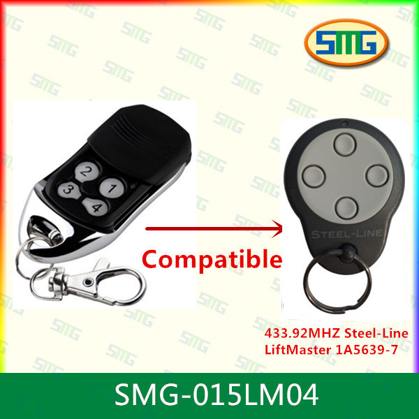 Compatible with Liftmaster 94334E Rolling Code Wireless Remote Control Steel Line Switch<br><br>Aliexpress
